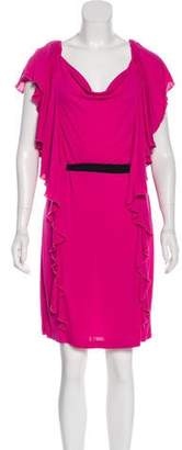 Diane von Furstenberg Sleeveless Mini Dress w/ Tags