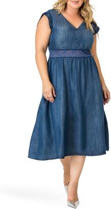 Standards & Practices Rosaleen A-Line Dress