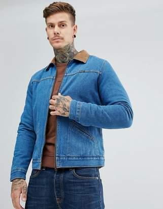 Wrangler Hawkins Mid Stone Jacket