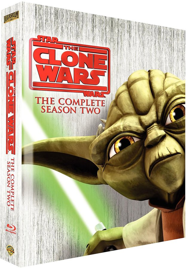Star Wars The Season 2 (Blu-Ray)