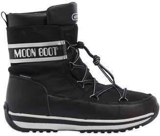 Moon Boot Lem Waterproof Nylon Snow Boots