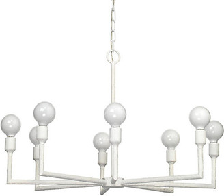 Jamie Young Park Chandelier - White