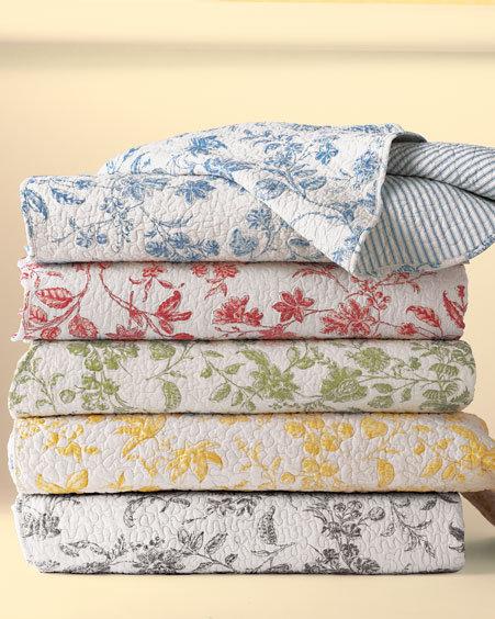 Brighton Floral Quilt
