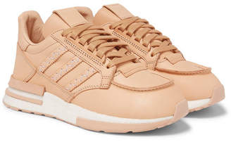 adidas Consortium Consortium - Hender Scheme ZX 500 RM MT Leather Sneakers - Men - Neutral