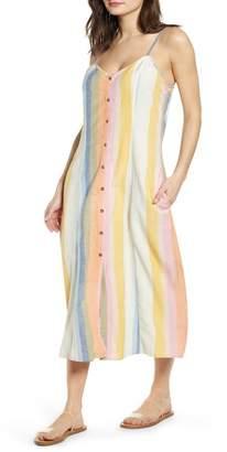 Billabong Lucky Us Midi Dress