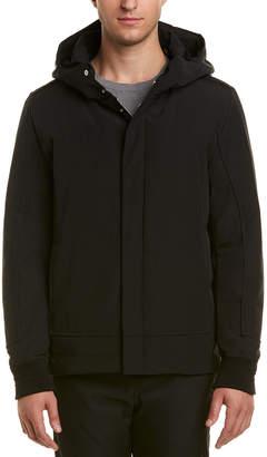 Karl Lagerfeld Hooded Puffer Coat