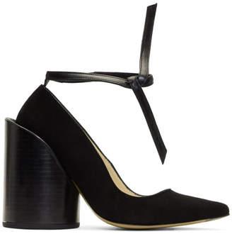 Jacquemus Black Les Chaussures Espagne Heels