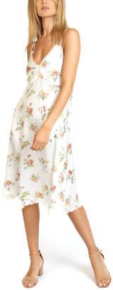 R 13 Deconstructed Slip Dress