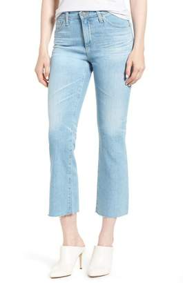 AG Jeans Jodi Crop Flare Jeans (23 Years Sunbeam)