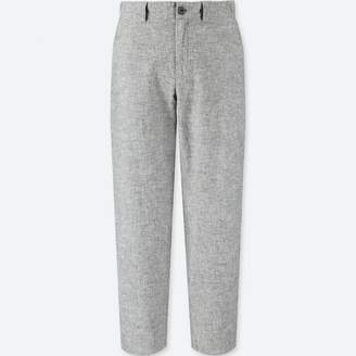 Uniqlo WOMEN Cotton Linen Relaxed Pants