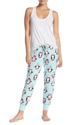 Couture PJ Penguin Plush Pajama Pants