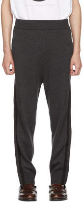 Stella McCartney Grey Cashmere and Wool Lounge Pants