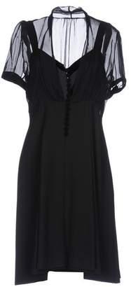 Galliano Knee-length dress