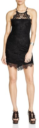 Free People She's Got It Lace Dress $88 thestylecure.com