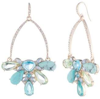 Carolee Drama Cluster Gypsy Earrings