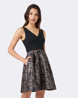 Forever New Bonnie Jacquard 2-in-1 Prom