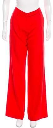 Altuzarra Mid-Rise Linen-Blend Pants w/ Tags