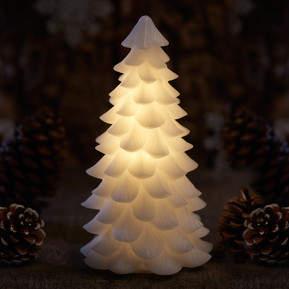 Leuchtender Weihnachtsbaum LED Carla 21,5 cm