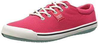 Helly Hansen Women's W Scurry Lo Sneakers, Red (145 Magenta/Deep Steel/Off)