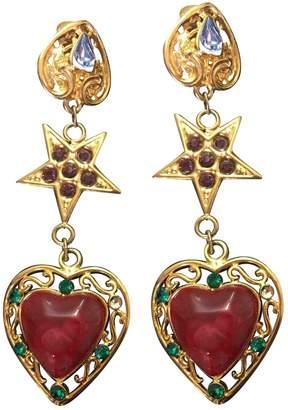 Gianni Versace Earrings