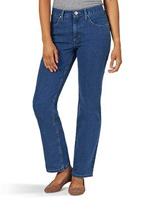 Lee Indigo Women's Classic-Fit Straight-Leg Jean