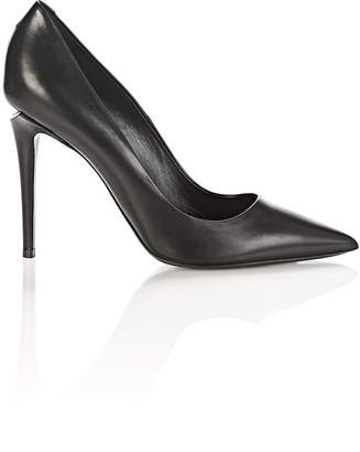 Alexander Wang Tia High Heel Pump With Rhodium