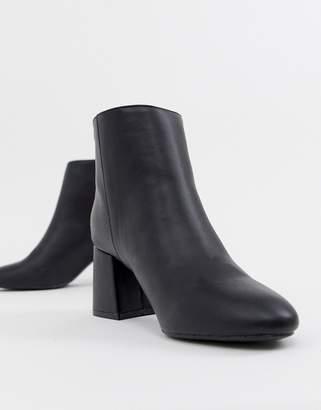 Pull&Bear heeled boot