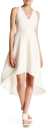 Rachel Rachel Roy Textured Hi-Lo Dress $139 thestylecure.com
