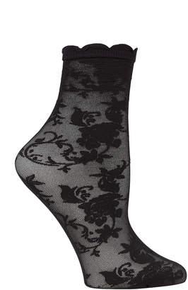 Emilio Cavallini Charming Lace Socks