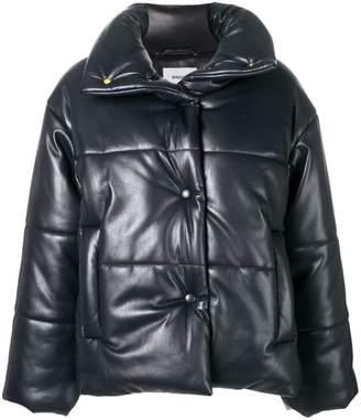 Nanushka Hide quilted jacket