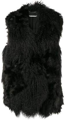 Stella McCartney shaggy gilet