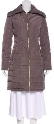 MICHAEL Michael Kors Knee-Length Down Coat