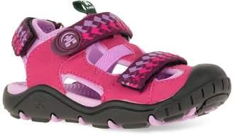 Kamik Coral Reef Girls' Waterproof Sport Sandals