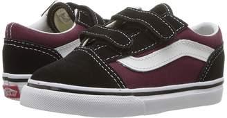 Vans Kids Old Skool V Boys Shoes