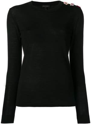 Escada knit jumper