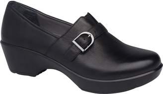 Dansko Closed Back Leather Clogs - Jane