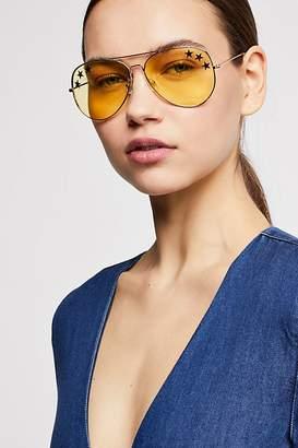 Shine Bright Aviator Sunglasses