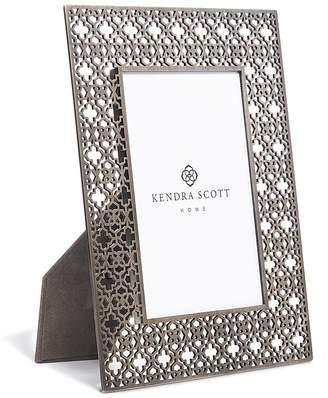 "Kendra Scott Filigree Photo Frame, 4"" x 6"""