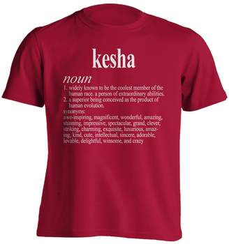 You've Got Shirt Kesha Name Dictionary Style Funny Gift Unisex T-Shirt