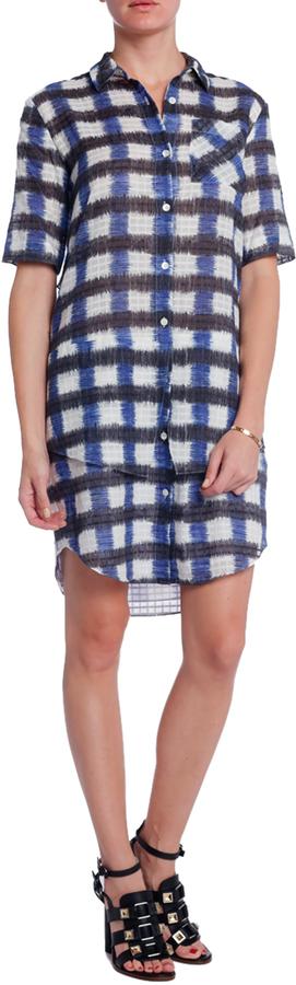Derek Lam 10 CROSBY Shirt Dress