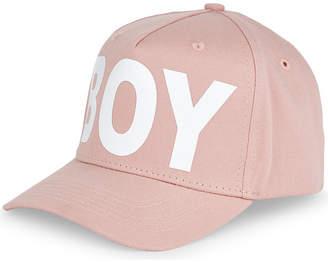Boy London Logo cotton cap