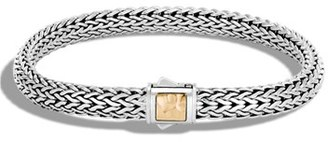 Women's John Hardy Classic Chain Hammered Clasp Bracelet $895 thestylecure.com