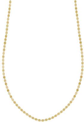 Lana Petite Nude Chain Choker Necklace