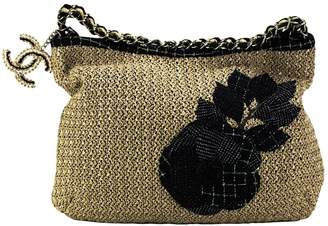 Chanel Tweed Shoulder Bag