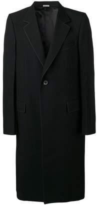 Lanvin single-breasted tailored coat
