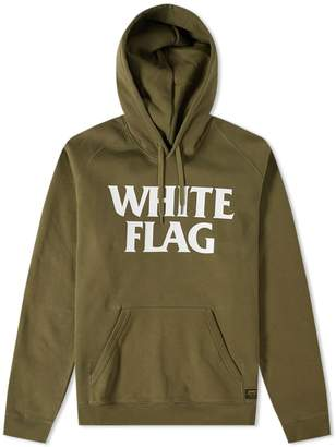 Carhartt Wip White Flag Military Hoody