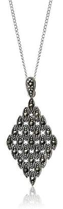 Goldmajor Women Marcasite Pendant MP002