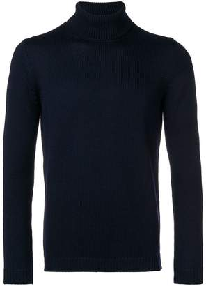 Nuur roll-neck fitted sweater