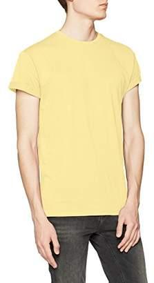 New Look Men High Roll T-Shirt,(Manufacturer Size: 51)