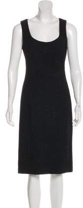 Ralph Lauren Wool Knee-Length Dress